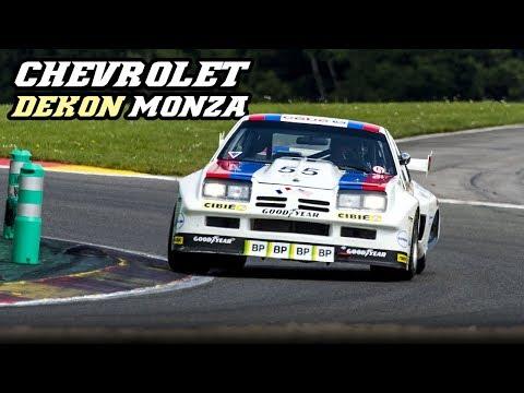 1975 Chevrolet DeKon Monza - Great V8 Sounds At Spa 2018