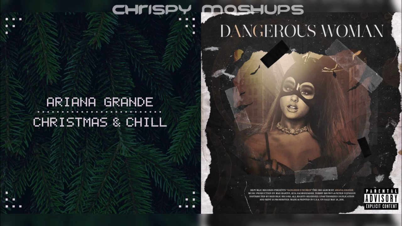 Christmas And Chill.Ariana Grande Christmas Chill Intro I Don T Care Mashup