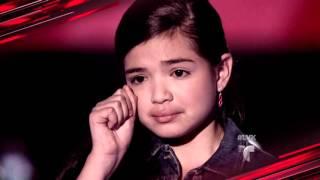 Alejandra regresa tres años después | La Voz Kids 2016
