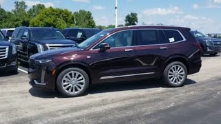 2020 Cadillac XT6 Luxury