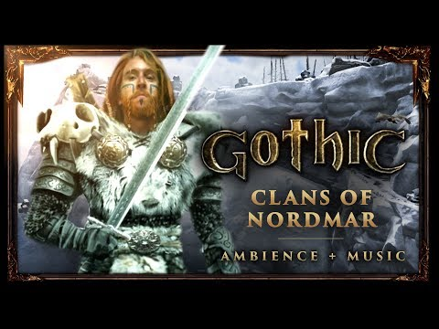 Gothic 3 OST - Nordmar extended ambient mix (1 Hour)