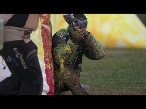 Dirty South Paintball - Alabama Xball League by Spantastik ft Eminem