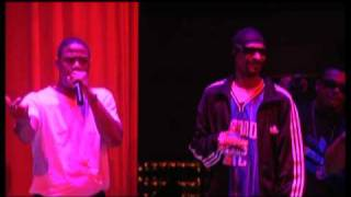 Snoop Dogg and Doug E. Fresh performing Lodi Dodi at HAZE on 03.27.10 Part 4