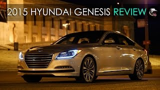 Review | 2015 Hyundai Genesis V8 and V6 G80 | The Joke is on You