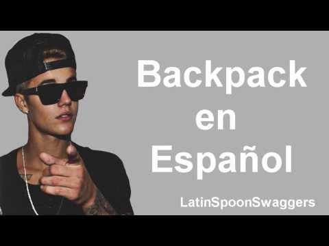 Backpack - Justin Bieber ft. Lil Wayne (Letra Traducida al español) [LSS]