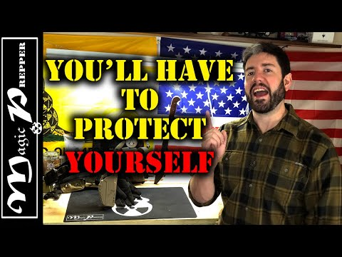 There Is No Help In SHTF | Police Are Already Leaving | Protect Yourself