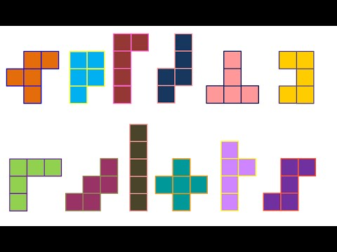 How To Solve Pentominoes