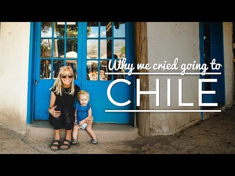 We MISSED OUR FLIGHT to CHILE!