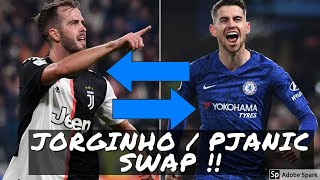 Chelsea Transfer News | Juventus Want To Swap Pjanic With Jorginho