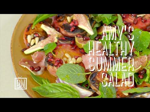 Amy's Healthy Summer Salad
