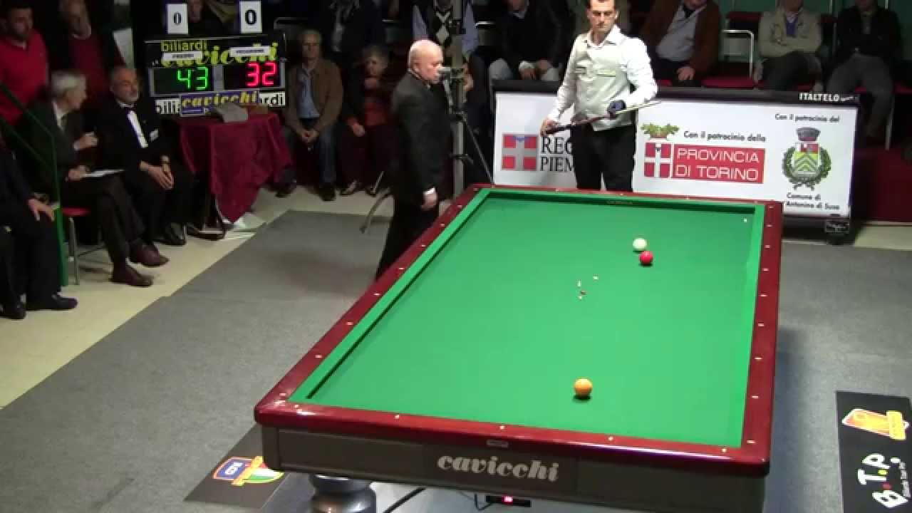 Hot Shots Italian Pinbilliards Champions On Action Feat - Italian pool table