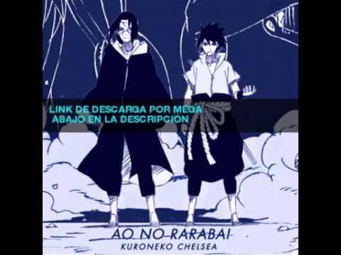⬇Descarga⬇Ao no Lullaby~Kuroneko Chelsea [Naruto Shippuden ending 37]