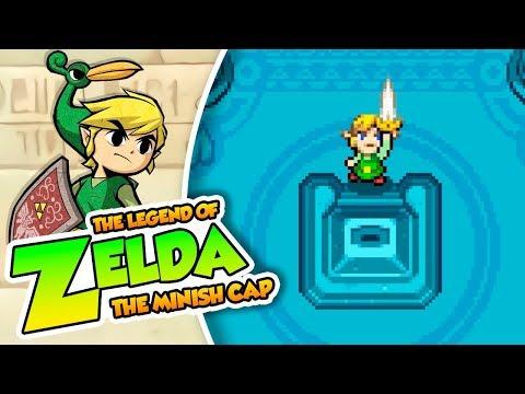 ¡La espada Minish! - #18 - TLO Zelda: The Minish Cap en Español (GBA) DSimphony