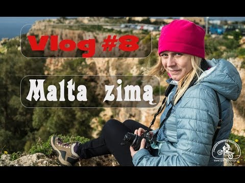 Vlog #8 Malta zimą