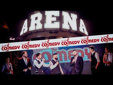 Видеоотчет Double COMEDY | 1.04.2017 | Arena Club | Kiev