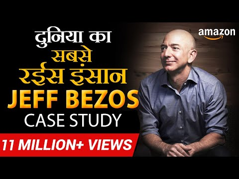 Jeff Bezos | How He Became World's Richest Person | Case Study | Dr Vivek Bindra