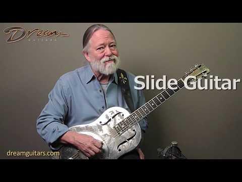 Slide Guitar - Core Techniques 13 - Scott Ainslie at Dream Guitars