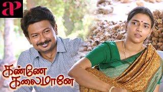 Tamil Movies 2019 | Kanne Kalaimaane Scenes | Tamannaah warns Udhayanidhi Stalin | Vasundhara