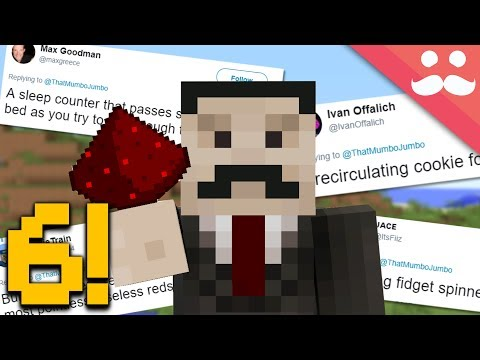I Build your SILLY REDSTONE IDEAS! #6