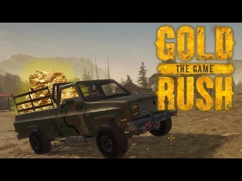 Huge Gold Nugget Found! - Gold Rush Gameplay - Gold Rush The Game