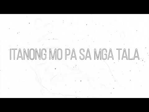Sabi niya (Donnalyn Bartolome) - karaoke version