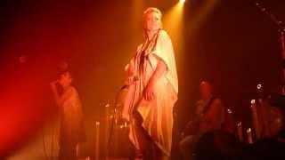 """Ane Brun, with """"You Lit My Fire"""", live at Doornroosje in Nijmegen(NL)"""