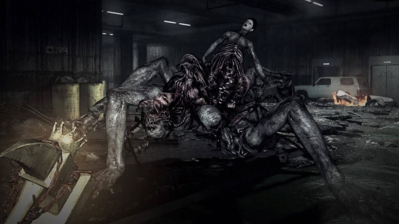 the evil within Amalgam Alpha