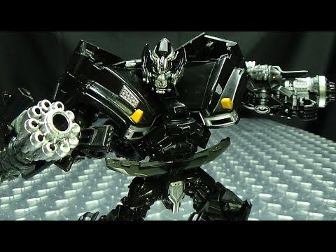 Studio Series Voyager IRONHIDE: EmGo's Transformers Reviews N' Stuff