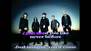 No one like you KARAOKE - Scorpions