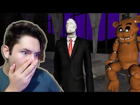 El Juego de SLENDERMAN VS. FIVE NIGHTS AT FREDDY'S ! (ÉPICO)