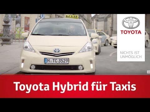 Toyota Hybrid   Die richtige Entscheidung für Ihren Taxibetrieb