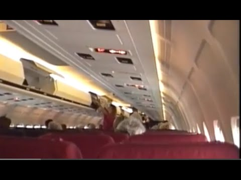 Delta Airlines MD-88 Takeoff from Atlanta (1990)
