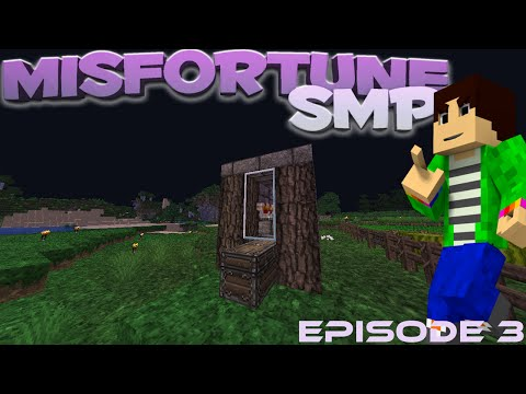 Misfortune SMP Episode 3: Automatic Chicken Farm