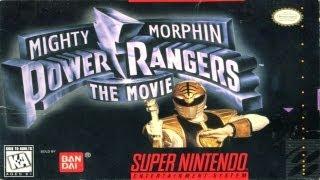 Mighty Morphin Power Ranger The Movie