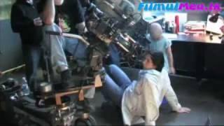 Splice 2010 Behind Scene