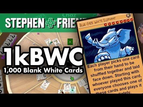 BLUE-EYES WHITE ELEPHANT • 1kBWC #11