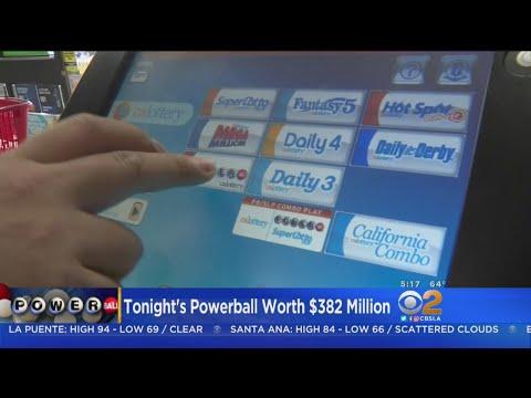 Powerball, Megamillions Jackpots Both Hit More Than $300M