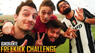 FREE-KICK CHALLENGE IGNORANTE [by GaBBo]