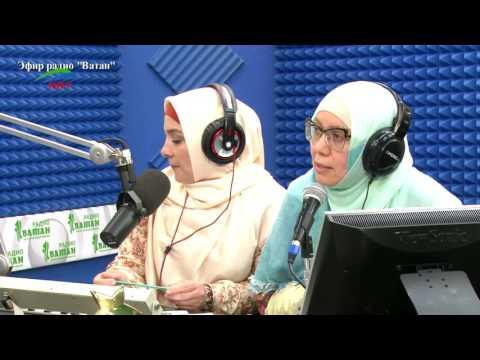 Махер Зейн на радио Ватан.