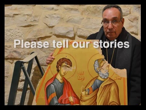 Persecuted Christians Need You