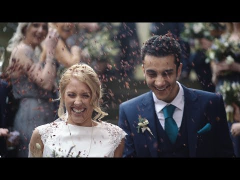 The pumping House, Ollerton Wedding Video /// Janine & Mehdi