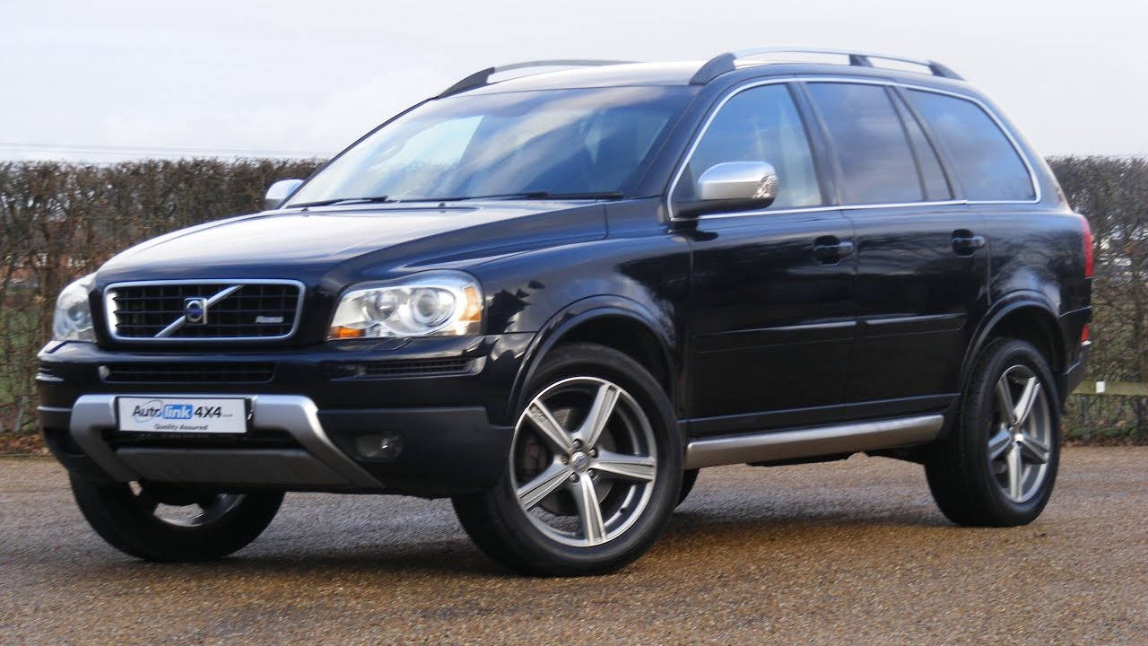 2009 volvo xc90 2 5 d5 r design se awd manual for sale in tonbridge kent youtube. Black Bedroom Furniture Sets. Home Design Ideas