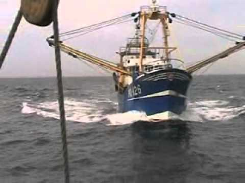 Fishing Vessel hits