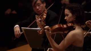 OPL on tour - Germany: With Hilary Hahn in Munich