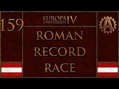 EUIV The Holy Roman Record Race 159