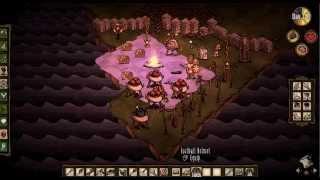 [Seibar5 plays Don't Starve] Koalefant murder using traps