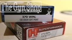 .270 Win Explained - The Gun Shop