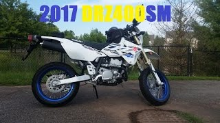 bought a 2017 drz400sm supermoto sold the dr650 ride review