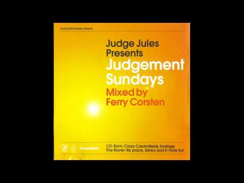 Judge Jules Presents Judgement Sundays - Mixed By Ferry Corsten