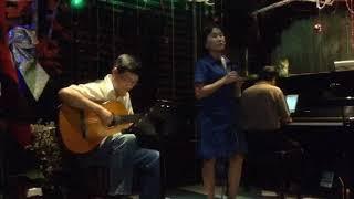 CHIỀU PHỦ TÂY HỒ ( thơ Thái Thăng Long , nhạc Phú Quang ) Kim Chị hát